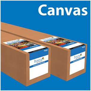 Exhibition ES Semi-Gloss Polyester Canvas 370gsm IFA96
