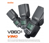 GODOX V860II Kit Batterie